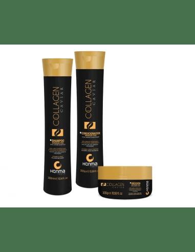 honma tokyo coffee green 150 ml brazilian straightening blowout