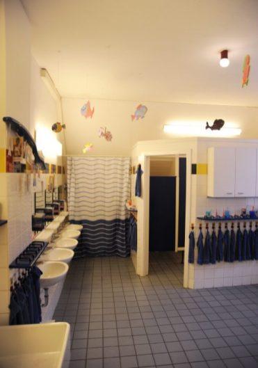 Unsere Waschräume