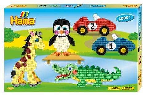 Hama Bugelperlen Stiftplatte Giraffe 1 33 Spielzeugh