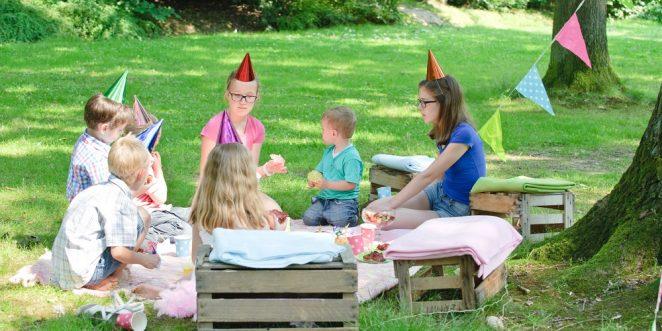 Spiele Fur Den Kindergeburtstag Ideen Und Tipps Fur Eine