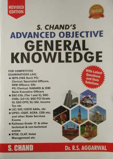 Schand Advance Objective General Knowledge : RS Aggarwal