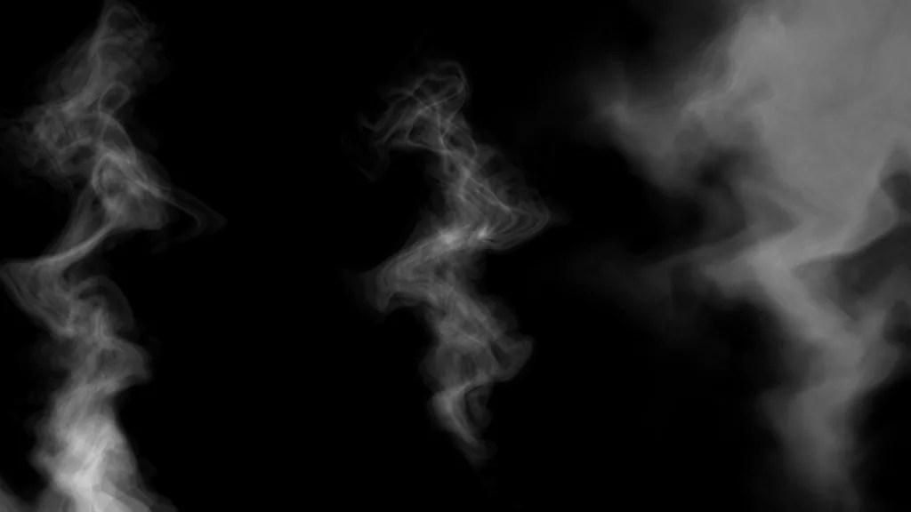Photoshop 簡単5分!ブラシツールで煙を表現するチュートリアル ...