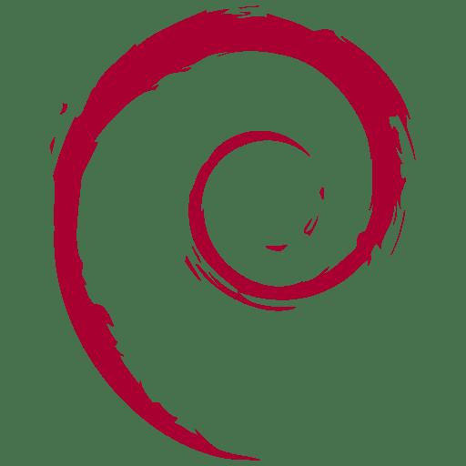 Debianのロゴ