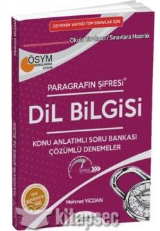 Paragrafın Şifresi Dil Bilgisi Konu Anlatımlı Soru Bankası PDF İndir 1 | 1538746905