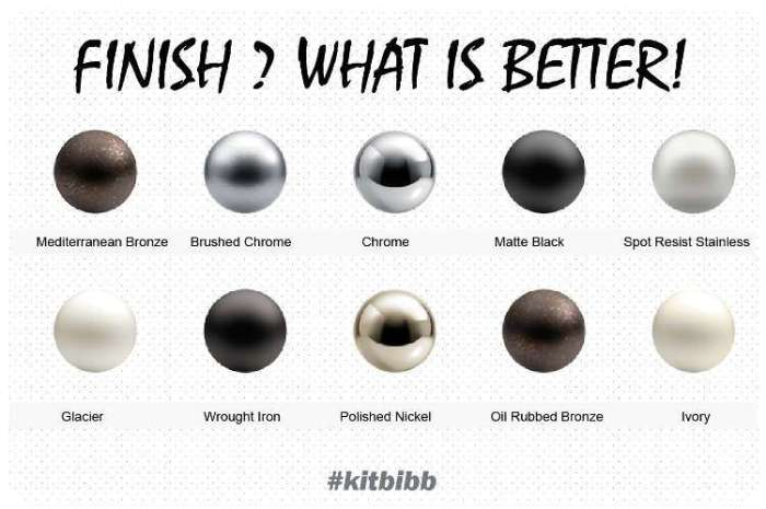 Kitchen faucet finish - best kitchen faucet by kitbibb