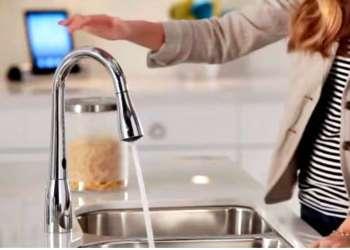 best motion sensor kitchen faucet reviews