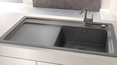 Granite or quartz kitchen sinks best
