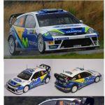 Calca Ford Focus Wrc 14 D Sola Rally Alemania 2005 Ref 102deca43 1 43 Kit Car 43 Kit Car 43
