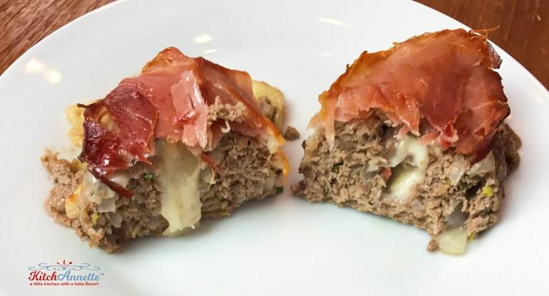 KitchAnnette Mini Meatloaf Split