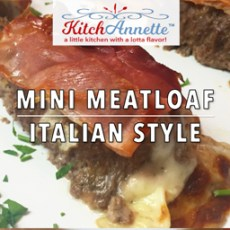 KitchAnnette Mini Meatloaf Title Shot