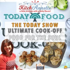 KitchAnnette on the Today Show