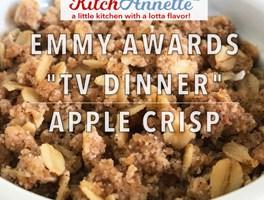 KitchAnnette TV Dinner Apple Crisp Feature Shot