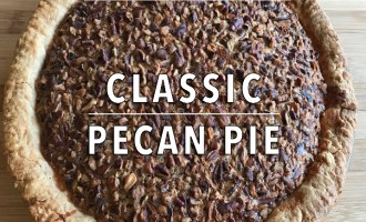 KitchAnnette Pecan Pie Feature