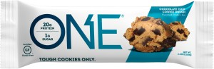 KitchAnnette One Bars Cookie Dough