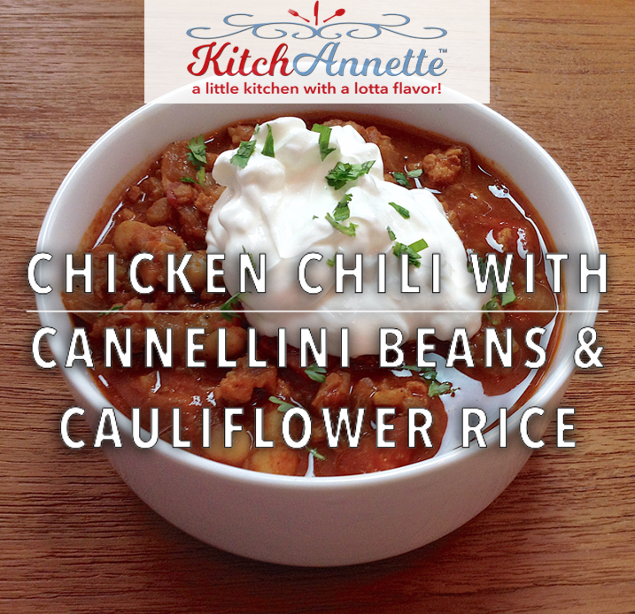 KitchAnentte Chick Chili FEATURE