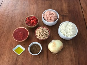KitchAnentte Chick Chili Ingredients