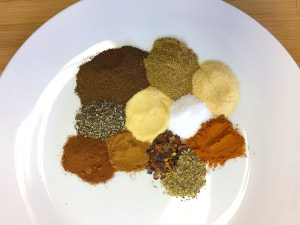 KitchAnnette Chili Taco Spices