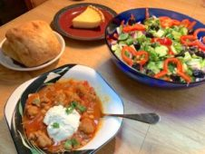 KitchAnnette Italian Chili Maria Meal