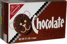 KitchAnnette Choc Snaps Old Box