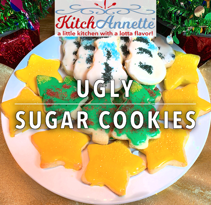 KitchAnnette Ugly Cookies FEATURE