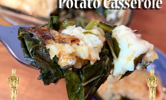 KitchAnnette Collards Casserole FEATURE