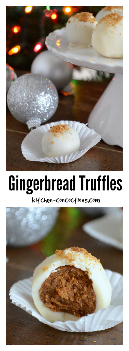 gingerbread-truffles