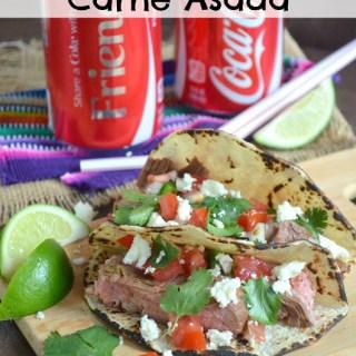 Coca Cola Carne Asada