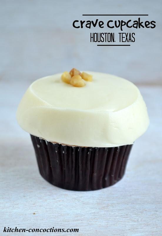Super Crave Cupcakes Houston Texas Kitchen Concoctions Personalised Birthday Cards Veneteletsinfo