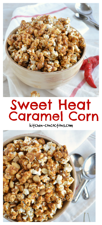 Sweet Heat Caramel Corn Recipe