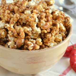 Sweet Heat Caramel Corn