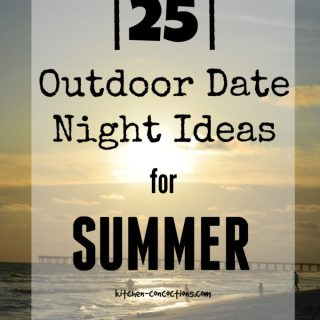 25 Outdoor Date Night Ideas for Summer