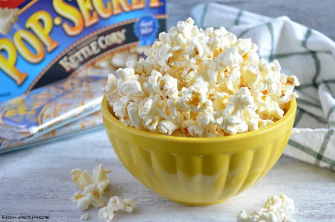 Jalapeno Popper Popcorn