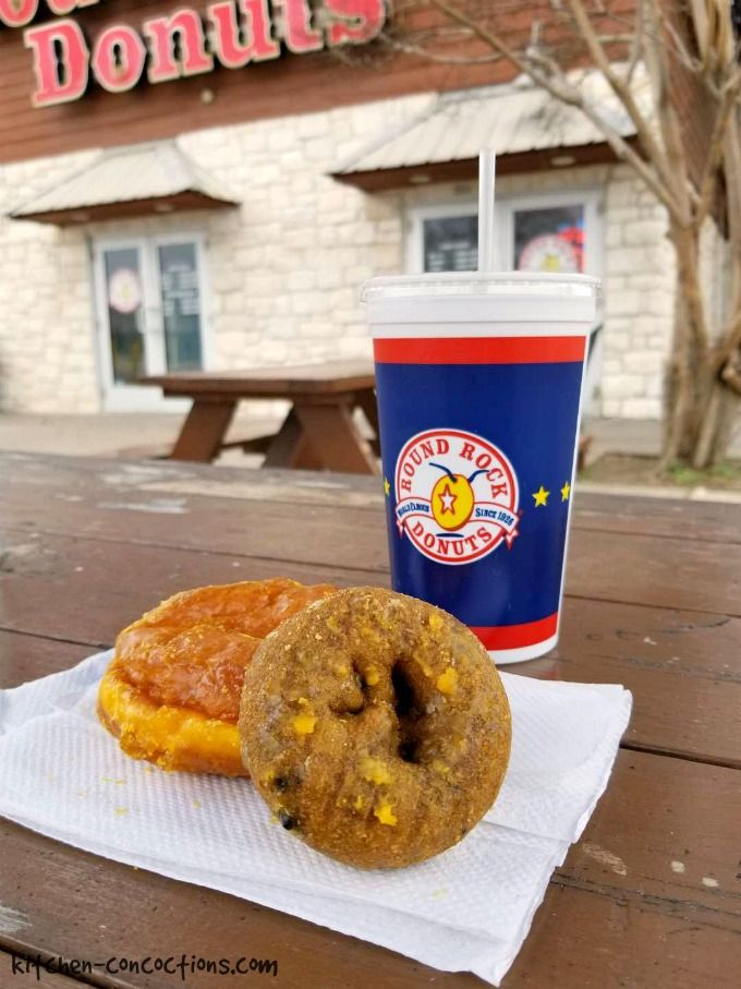 Best Donuts in Austin, Texas {Round Rock Donuts}