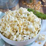 Sour Cream and Onion Popcorn
