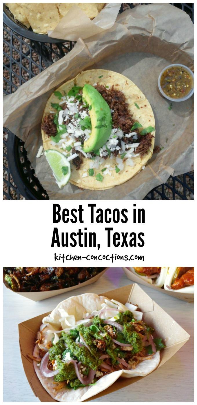 Austin's Best Tacos
