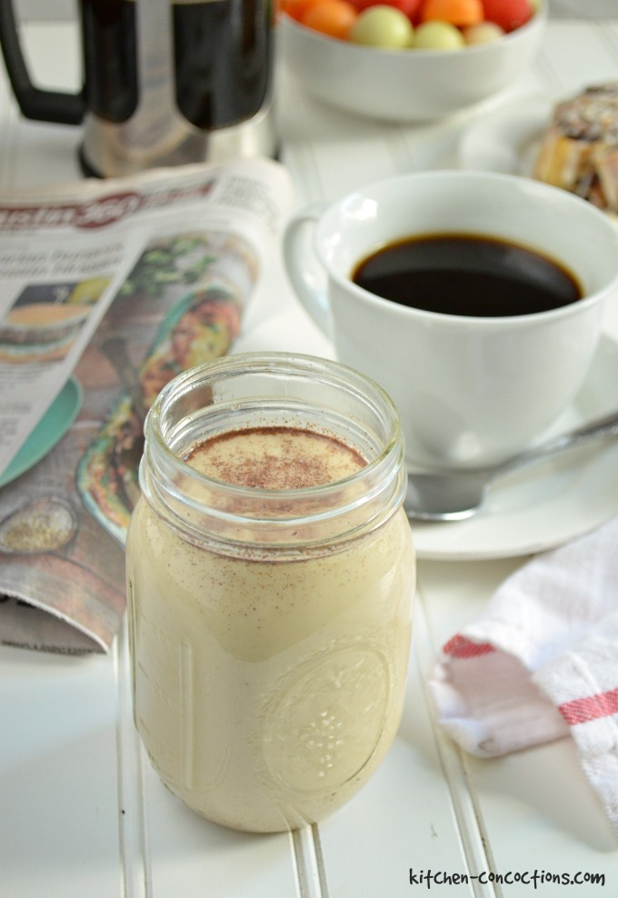 Tres Leches Coffee Creamer Recipe