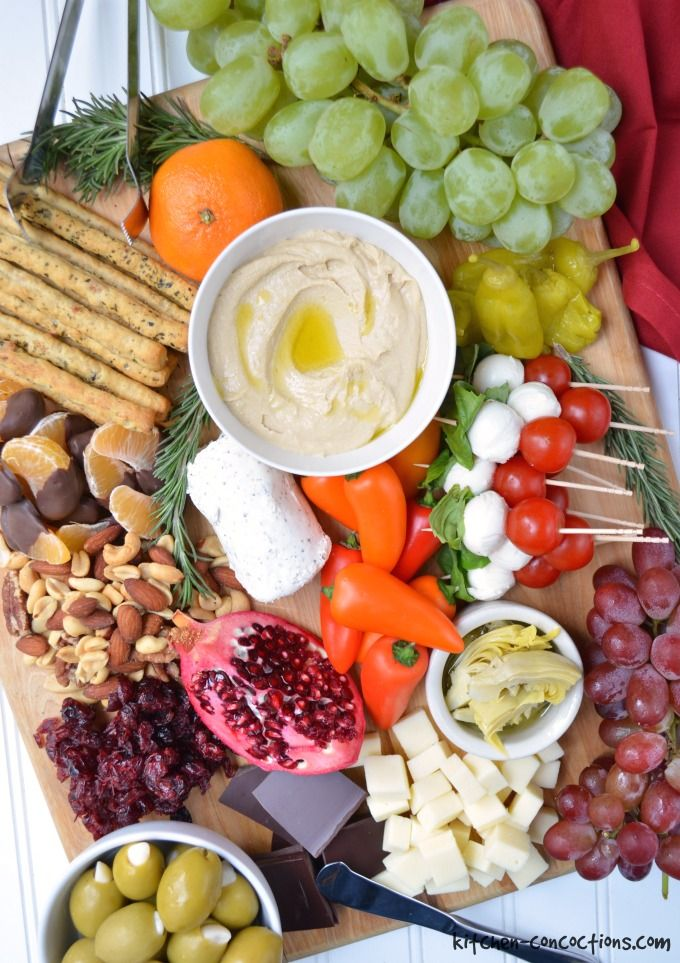 Holiday Antipasto Platter
