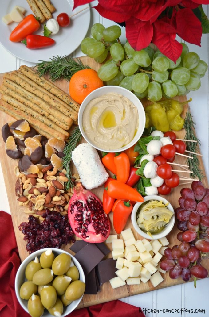 Holiday Antipasto Platter Ideas Kitchen Concoctions
