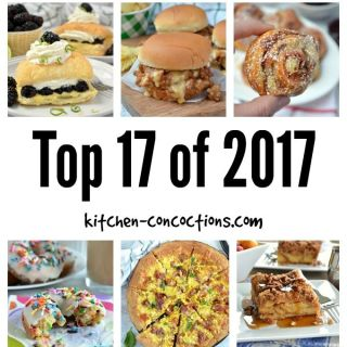 Top 17 Blog Posts of 2017