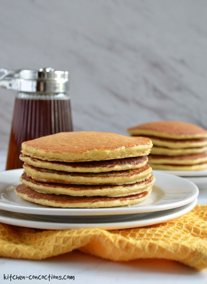 Looking for a healthy post workout snack or breakfast recipe? Make these protein packed Pichuberry Protein Pancakes! Not only are these packed with natural protein (no protein powder!), they are packed with pichuberry puree, a powerful superfood!