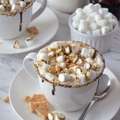 S'mores Latte Recipe