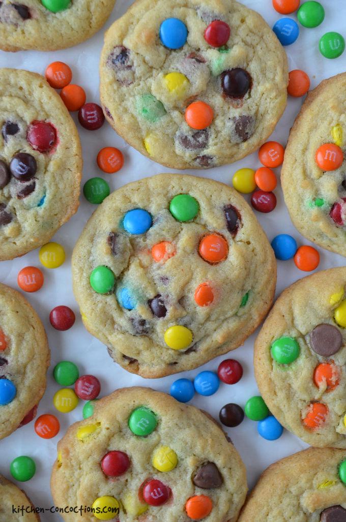 The Best M M S Cookie Recipe Kitchen Concoctions