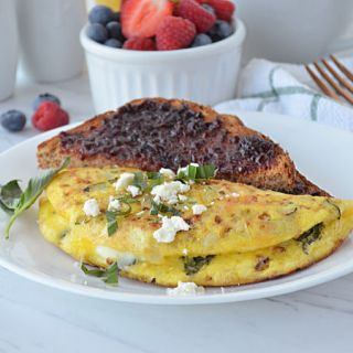 Summer Veggie Omelet Recipe