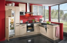 Very Awesome Red Kitchen Walls That Will Satisfy You