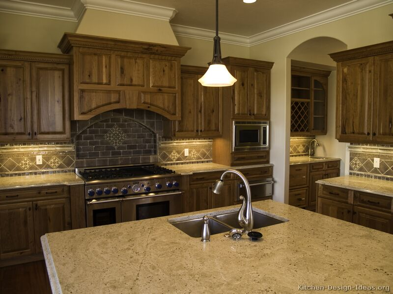 Rustic Kitchen Designs   Pictures and Inspiration Rustic Kitchen Design