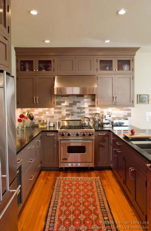 Modern Kitchen Design Stainless Steel