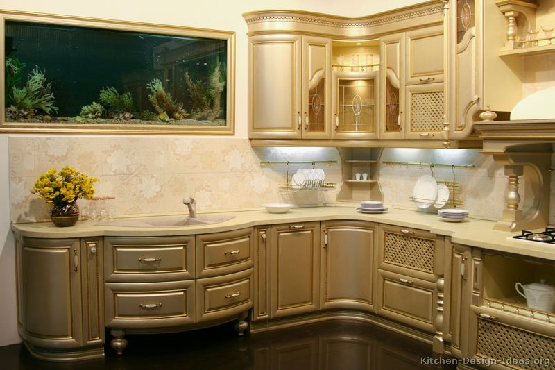 Luxury Kitchen Backsplash Ideas