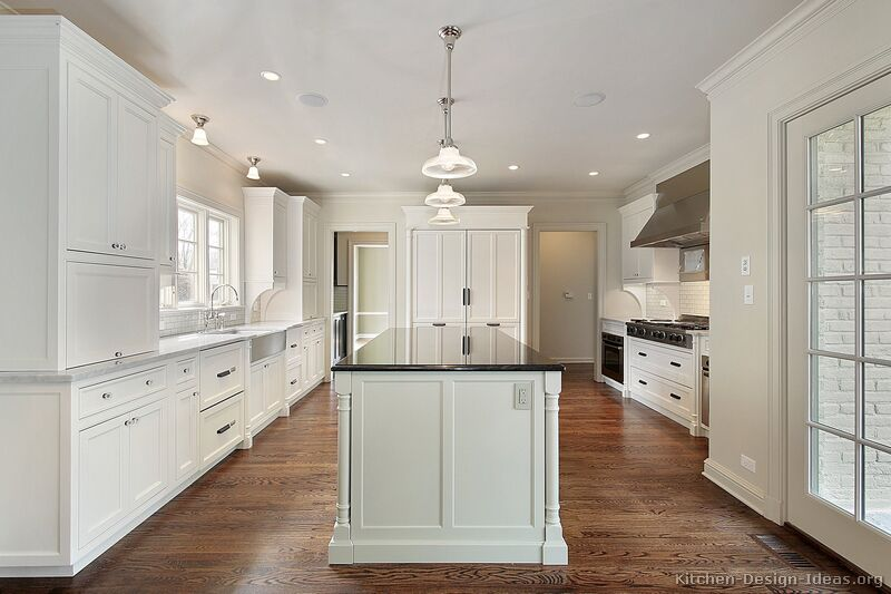 Small Kitchen Design Styles