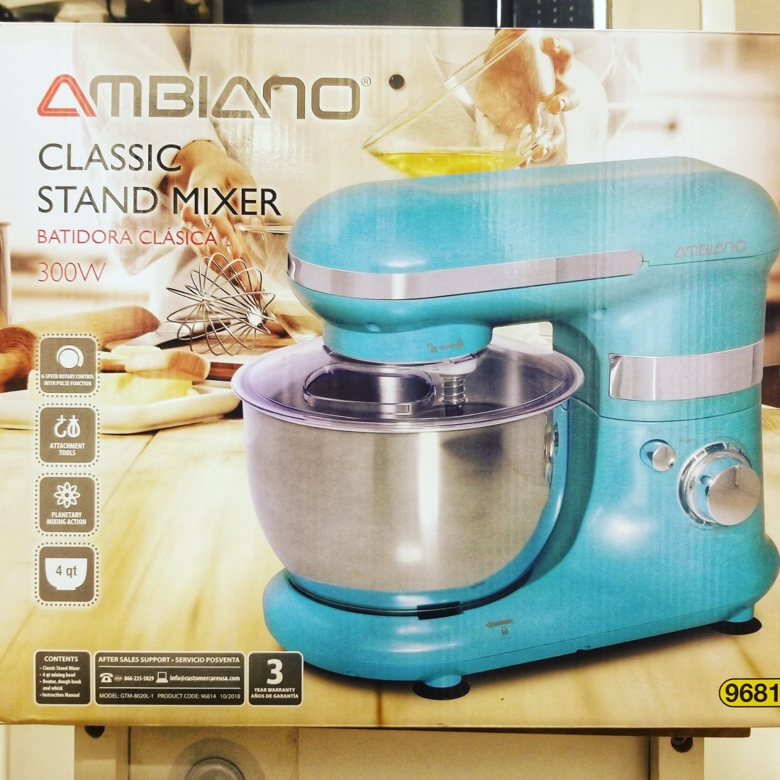 The ALDI Stand Mixer (I got one, and it's even better than