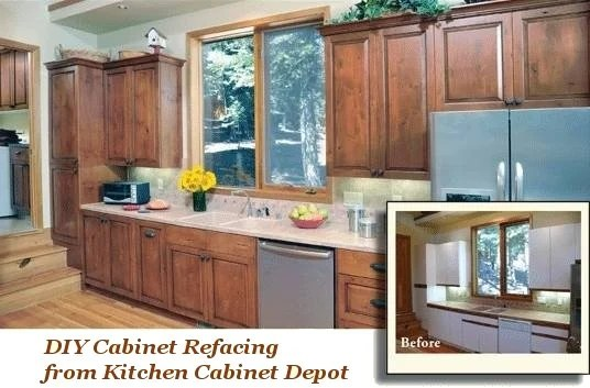 Home Depot Kitchen Refacing